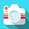Layered:アニメーションテキスト、スティッカー、音楽などを写真やビデオに付けましょう
