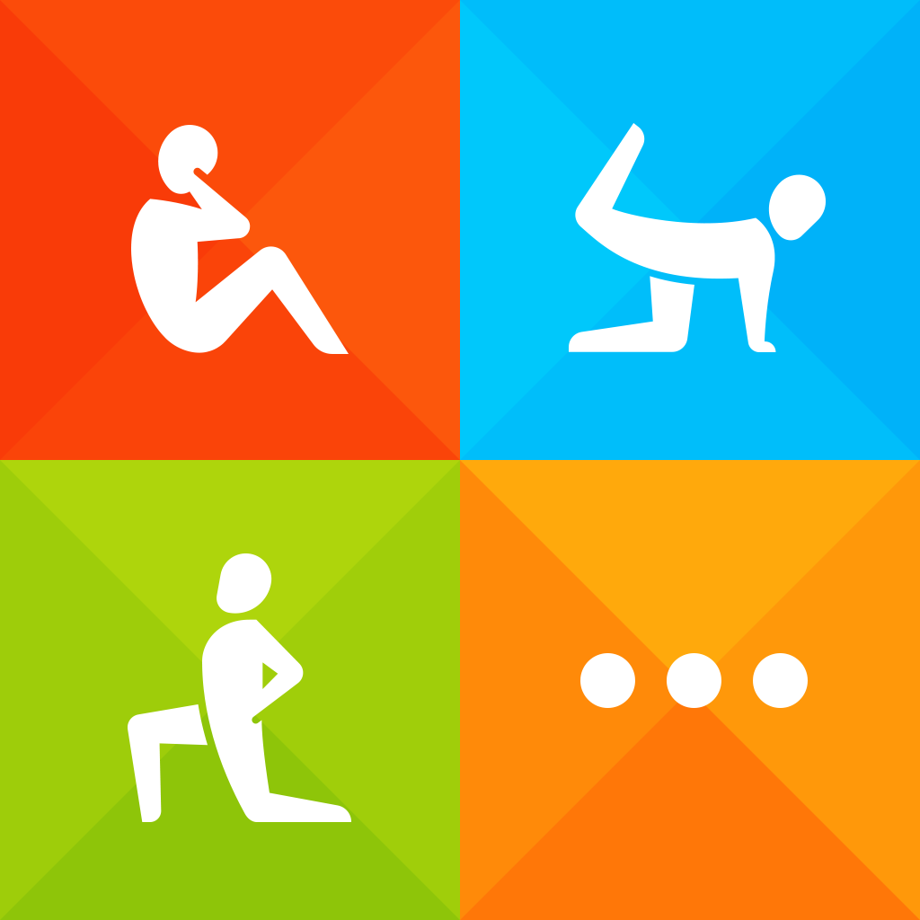 Instant Fitness : 600+ exercises, 100+ workouts, home, exerci...