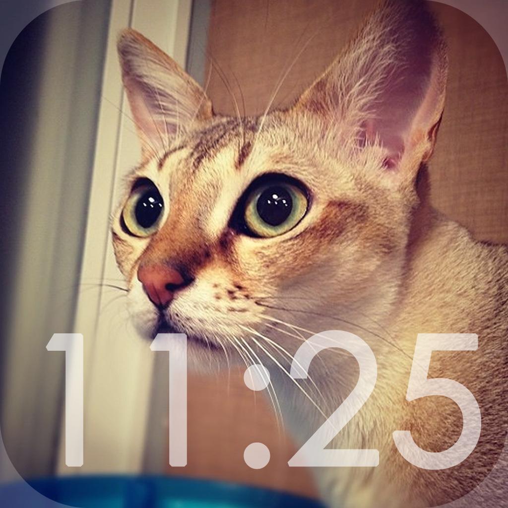 にゃんこクロック 猫好きの猫好きによる猫好きのための時計
