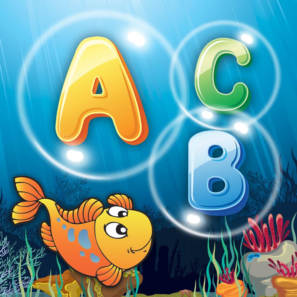 My Alphabet: Underwater ABC for Kids
