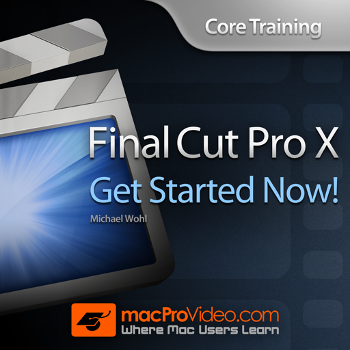 Course for Getting Started in FCPX
