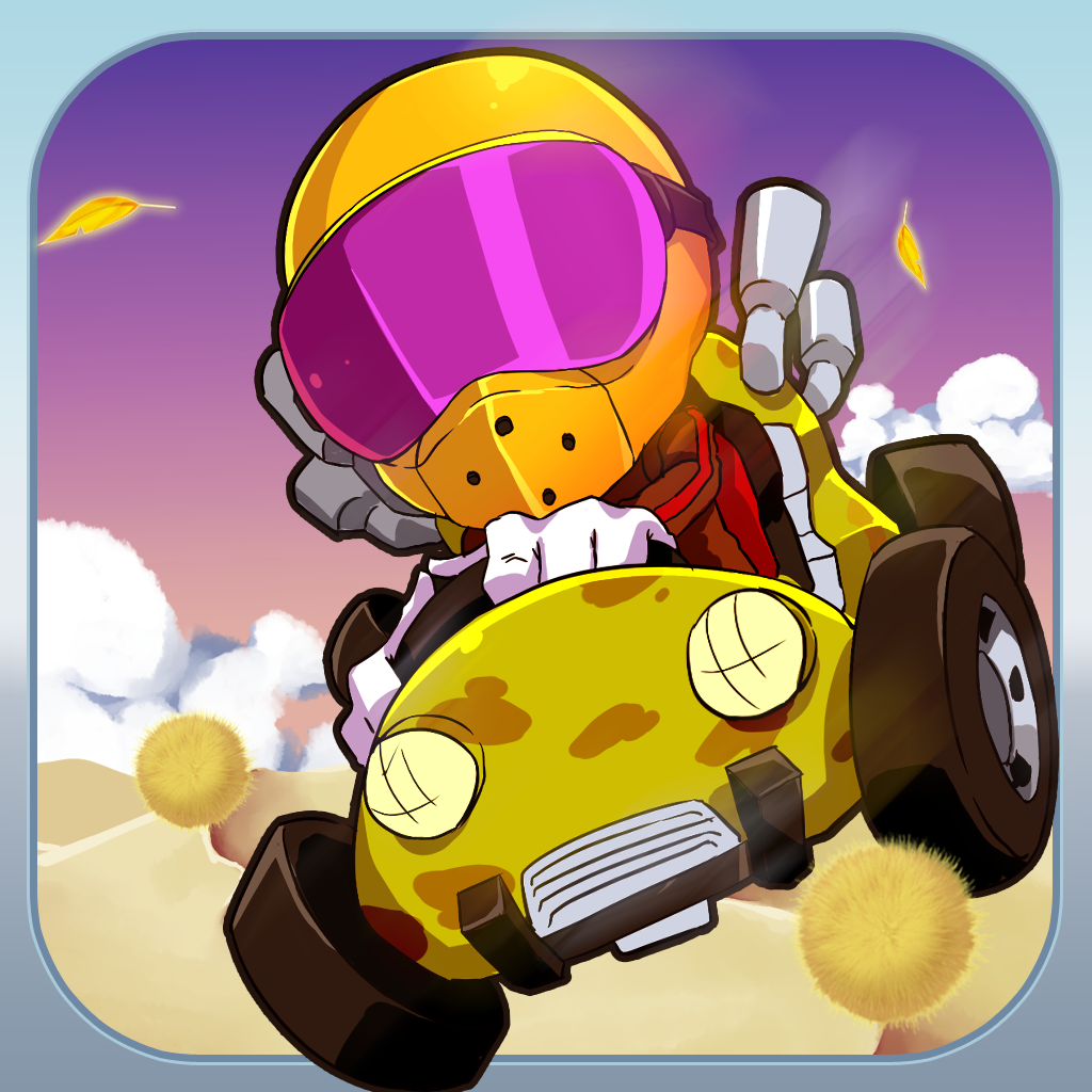 Extreme Go Kart Drag Racing Climb