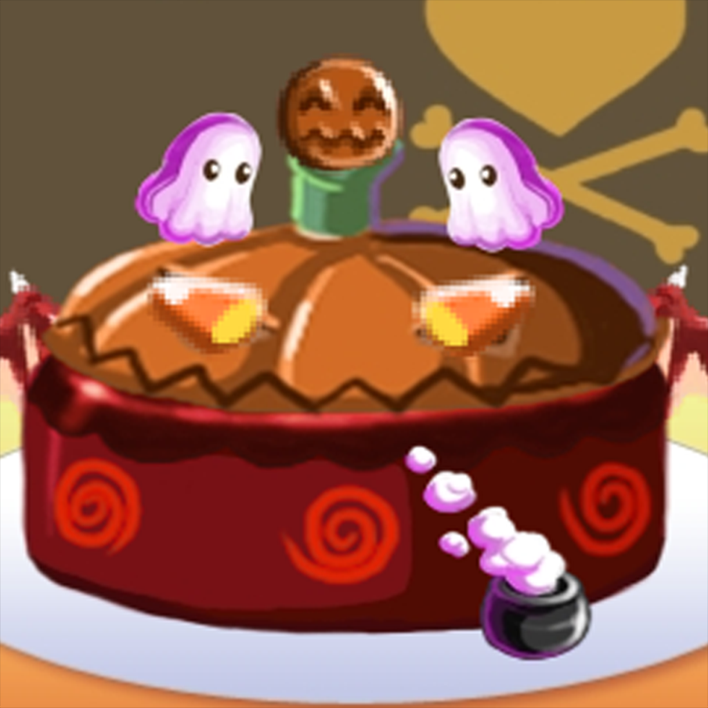 Haunted Halloween Cake Maker