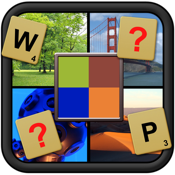 什么是像素化-word 图片猜谜拼图游戏