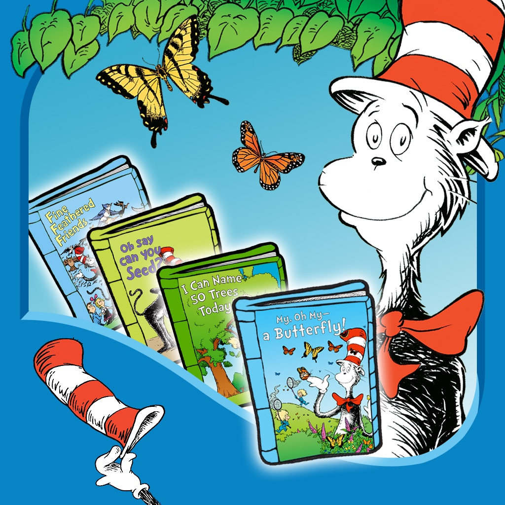 Outside Your Door! Learning Library Collection (Dr. Seuss/Cat in the Hat)