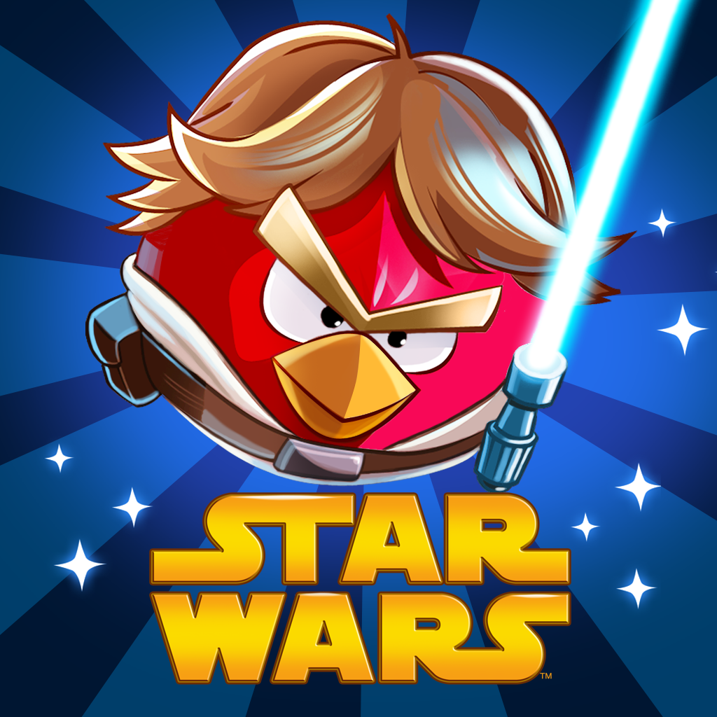 Angry Birds Star Wars erschienen