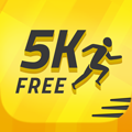 5K Runner: Couch to 5K run training, free. ラン 5キロ コーチ 無料で
