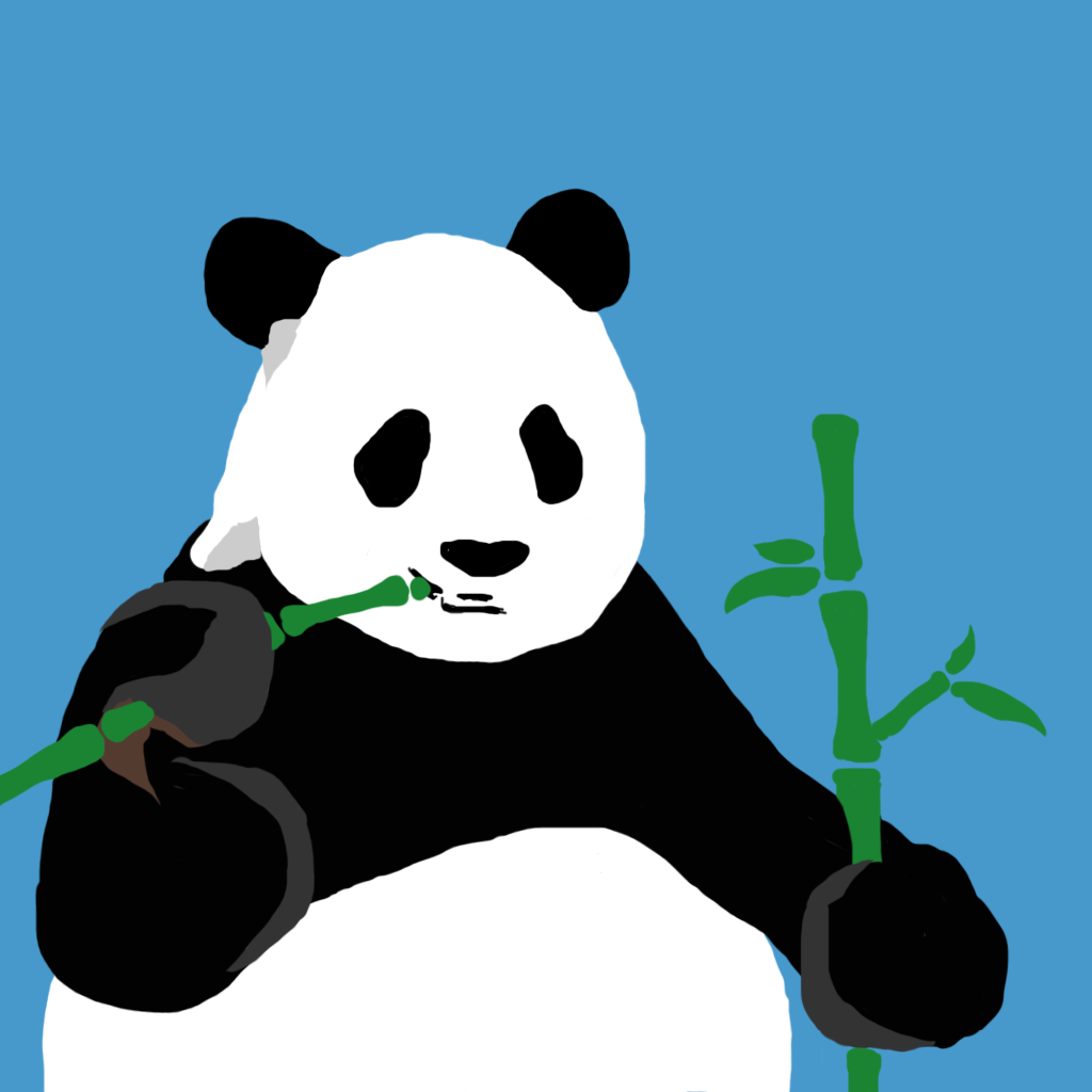 Peckish Panda