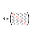 行列の数学の計算機