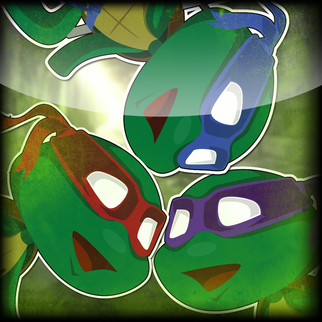 Air Ninjas - Ninja Turtle Version