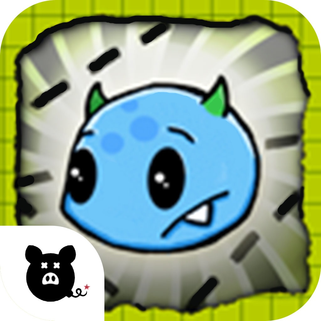 Monster Rush - Dash with the Cute Monster, No Ads