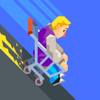 Happymagenta - Downhill Riders  artwork