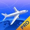 Flight Update Pro - Live Flight Status, Push Alerts + TripIt Sync for iPhone / iPad