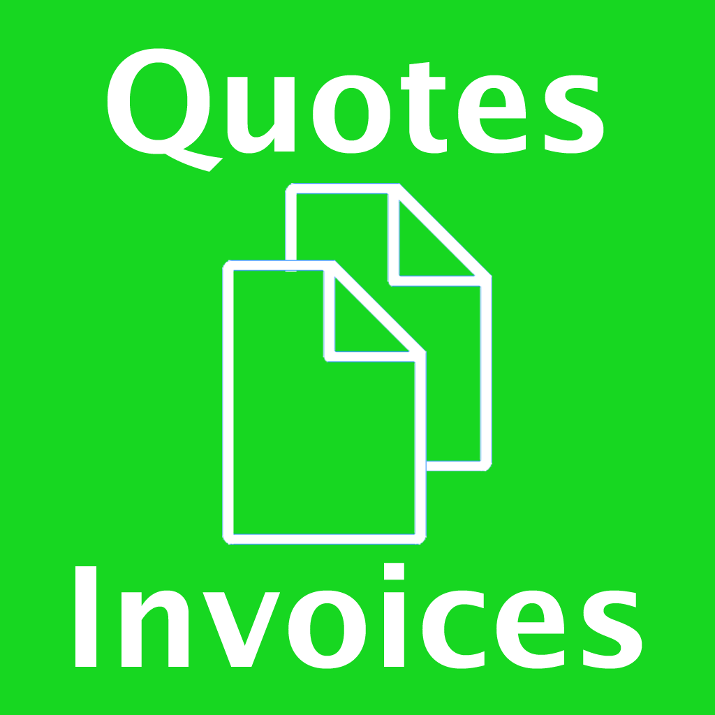 Easy Mobile Quotes + Invoicing App For iPad