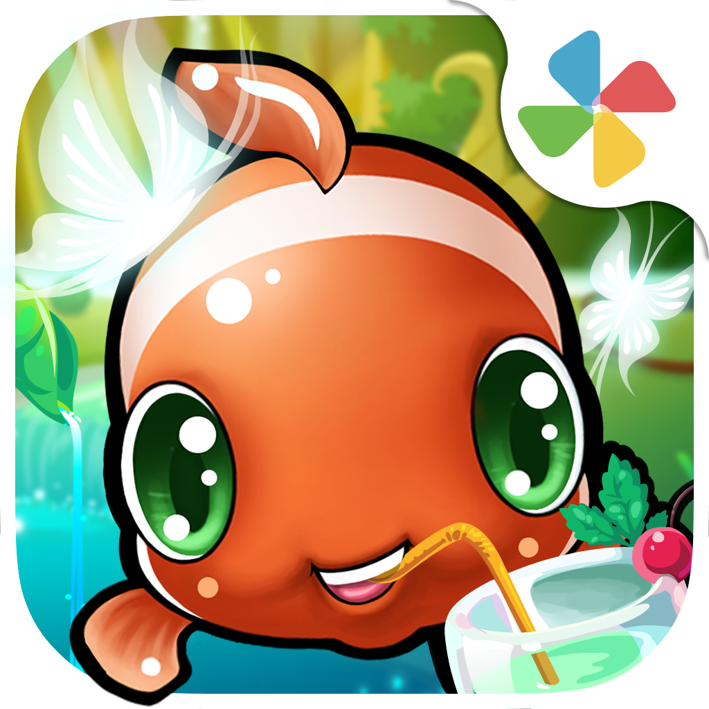 Download happy fish dream aquarium for iphone reviewed for Gold fish game