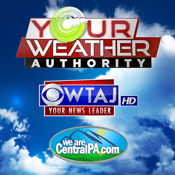 WeAreCentralPA.com/WTAJ Your Weather Authority