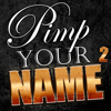 novitap GmbH - Pimp Your Name 2 - More Backgrounds with YOUR Name  artwork