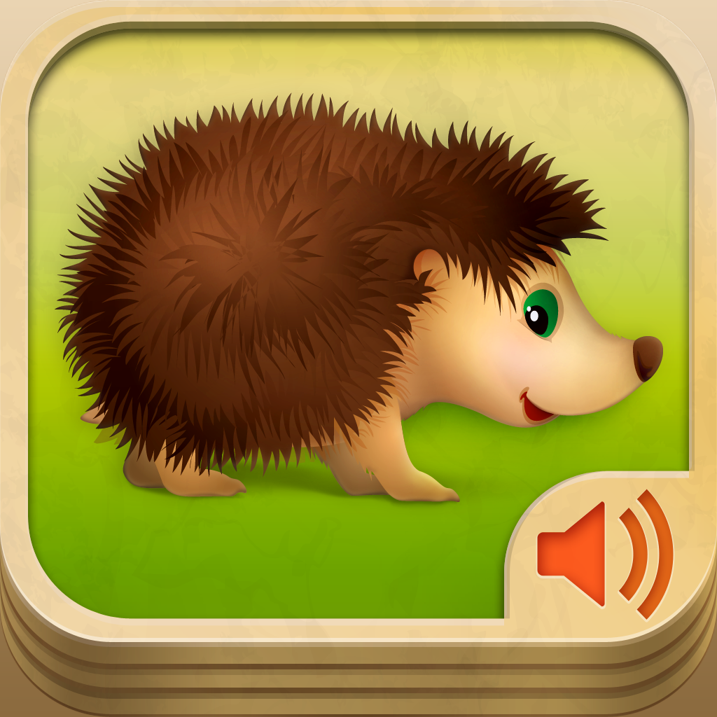 Animals for Tots. Animated flashcards with animal sounds