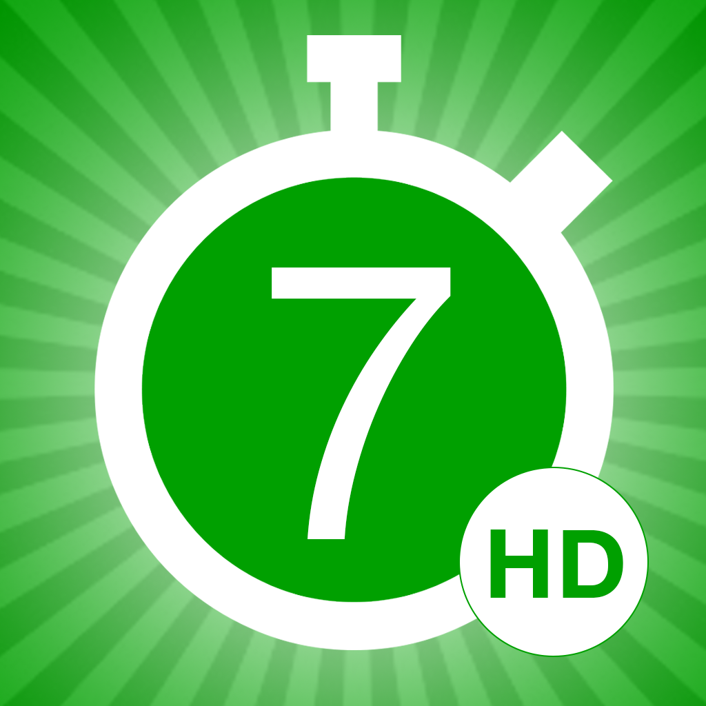 7분 운동 첼린지 (iPad) - 7 Minute Workout Challenge HD for iPad...