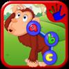 学龄前 ABC 动物园动物连接点的拼图 — — 教数字字母和形状 for Mac
