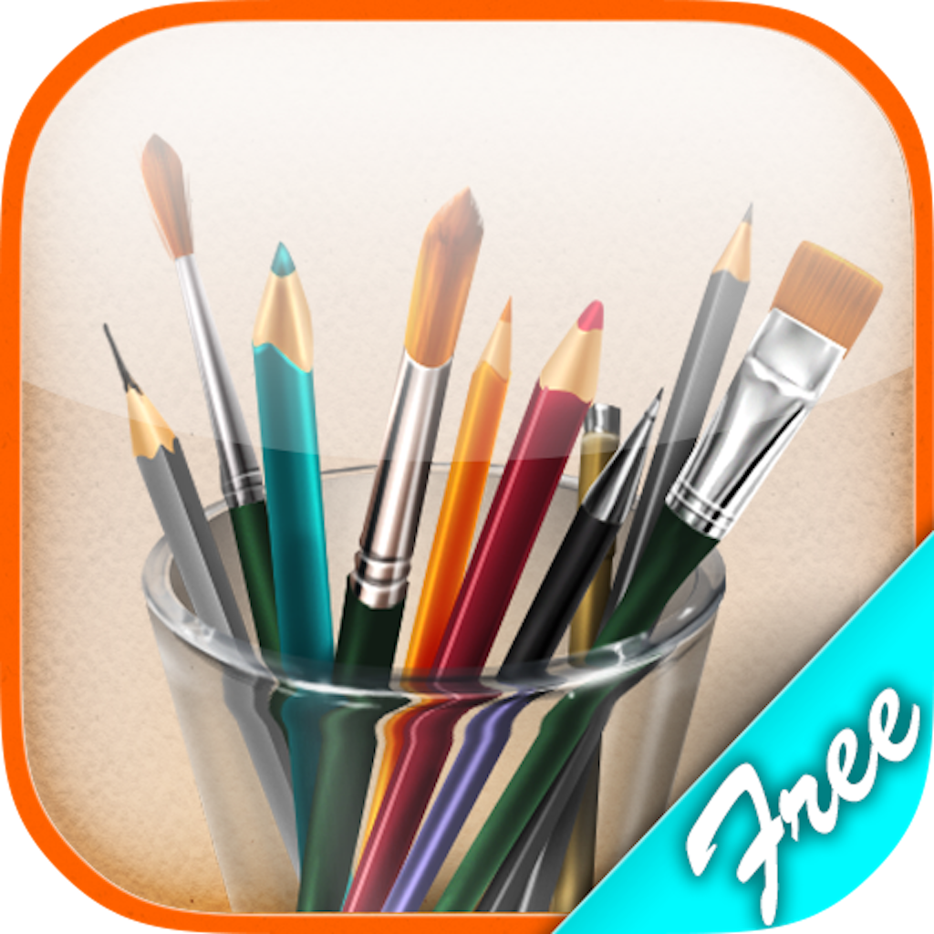 Drawing Brush Free - Paint, Draw, Sketch