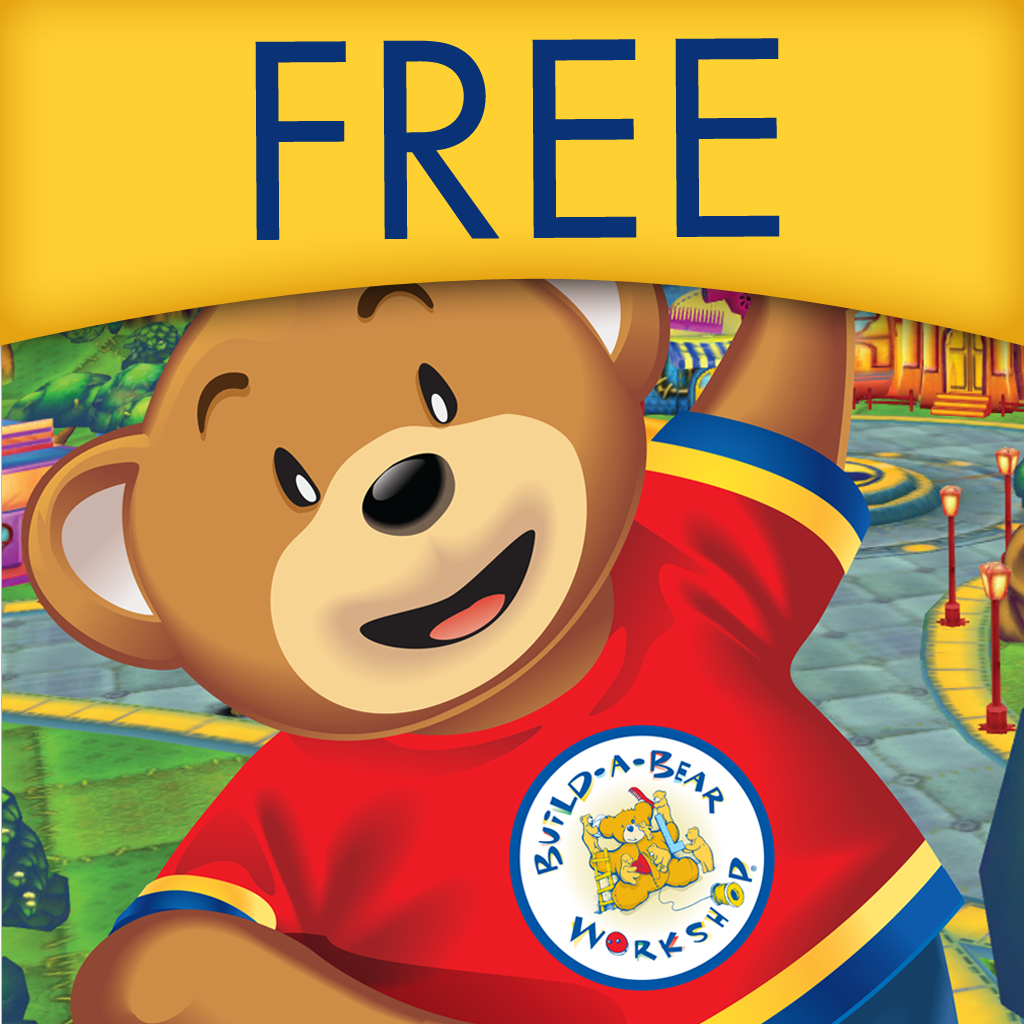 build a bear free games