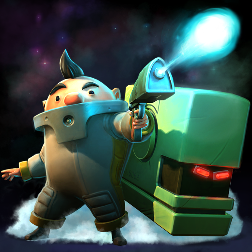 Tales From Deep Space - Amazon Game Studios Distribution, LLC