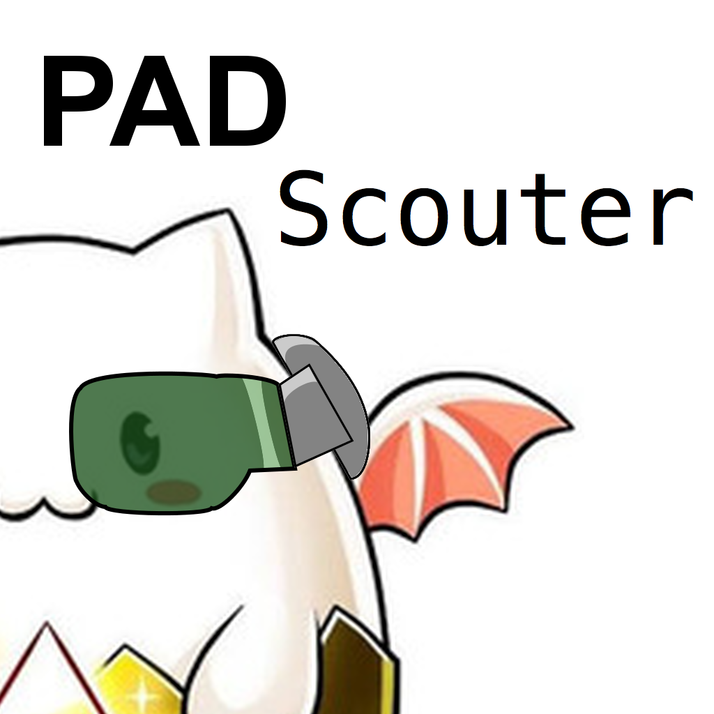 Scouter for Puzzle & Dragons - CHUNGKIL KIM