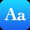 字体预览 - 预览字体在12种语言环境下的显示效果 For Mac
