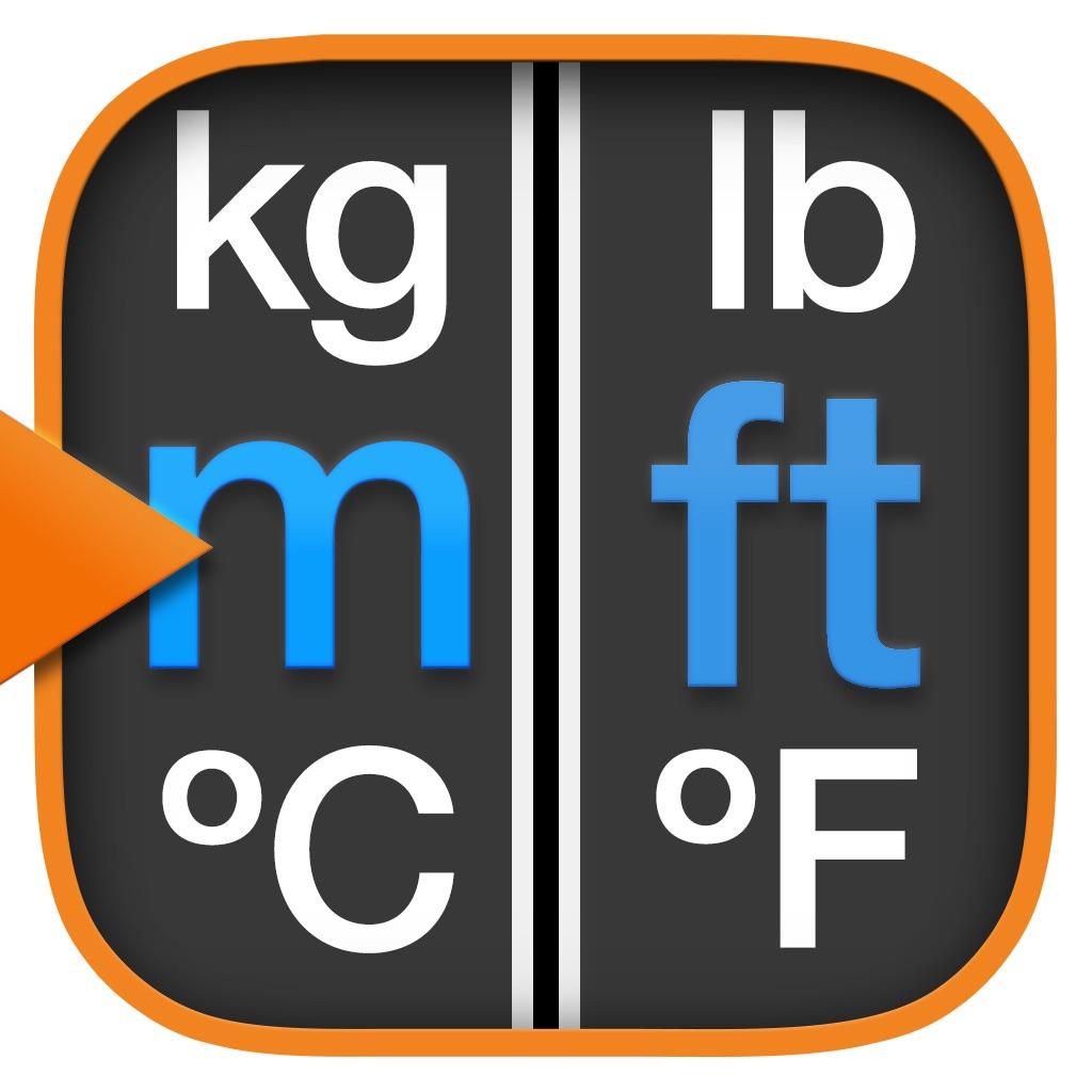 Convert Units for Free – #1 Unit Conversion App