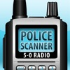 5-0 Radio Pro Police Scanner (Extra Feeds) for iPhone / iPad