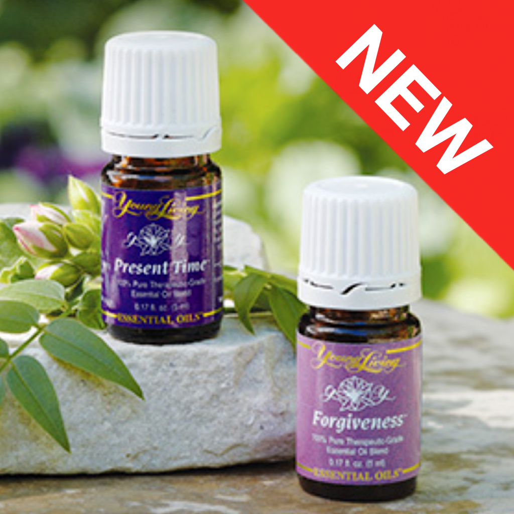 Young Living Essential Oils – Mobile