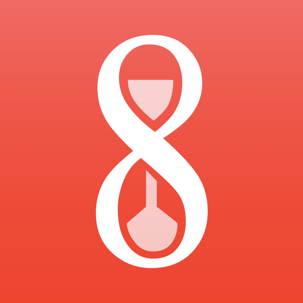 eternity time log lite personal timesheet free iphone ipad app