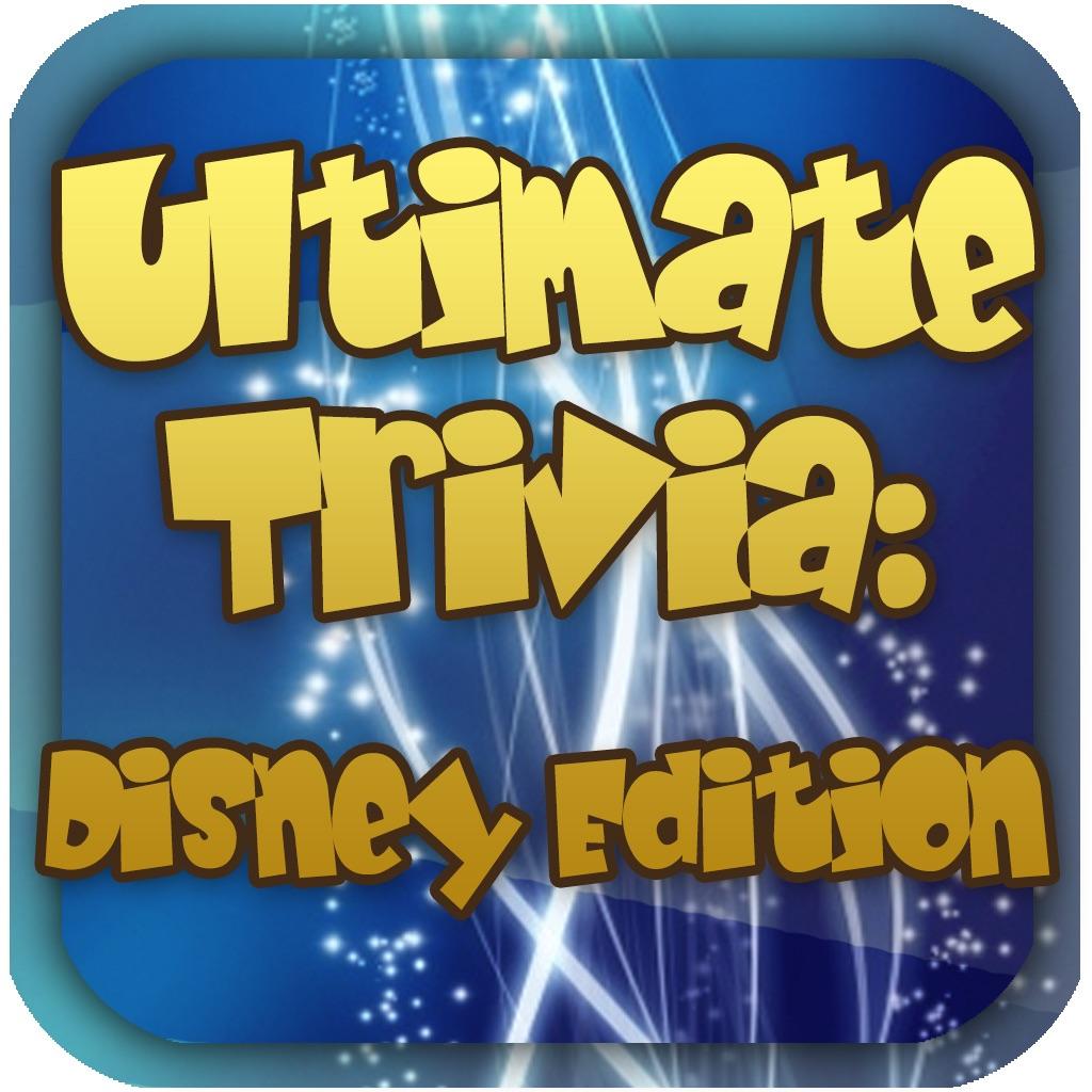 Disney Trivia - HD1024×1024