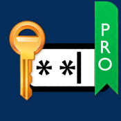 aMemoryJog PRO Secure Password Manager Vault & Digital Passcodes Safe Keeper