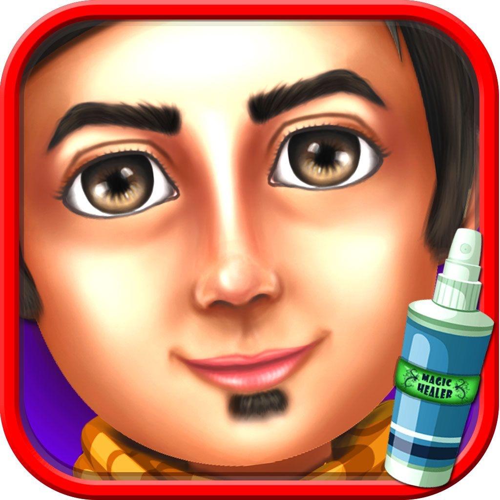 Сумасшедший Лазерная хирургия - Больница приключенческая игра для маленьких хирургов
