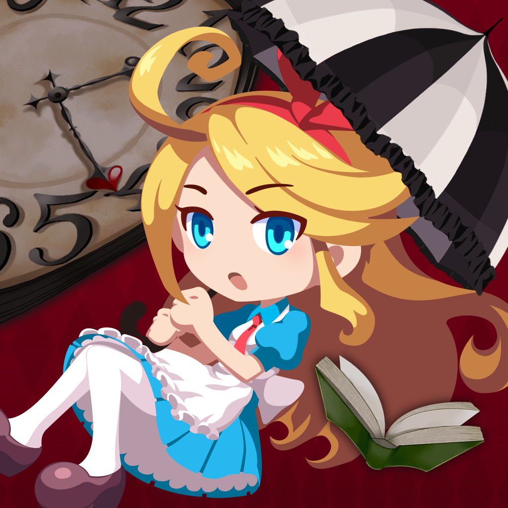 Alice's reversed world