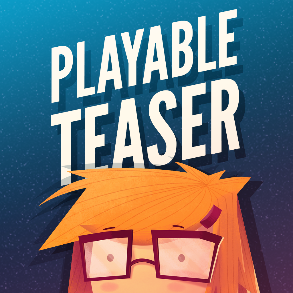 Jenny LeClue - Playable Teaser