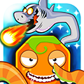 Oczilla - The Mutant Octopus In Crossy Tower Defense iOS