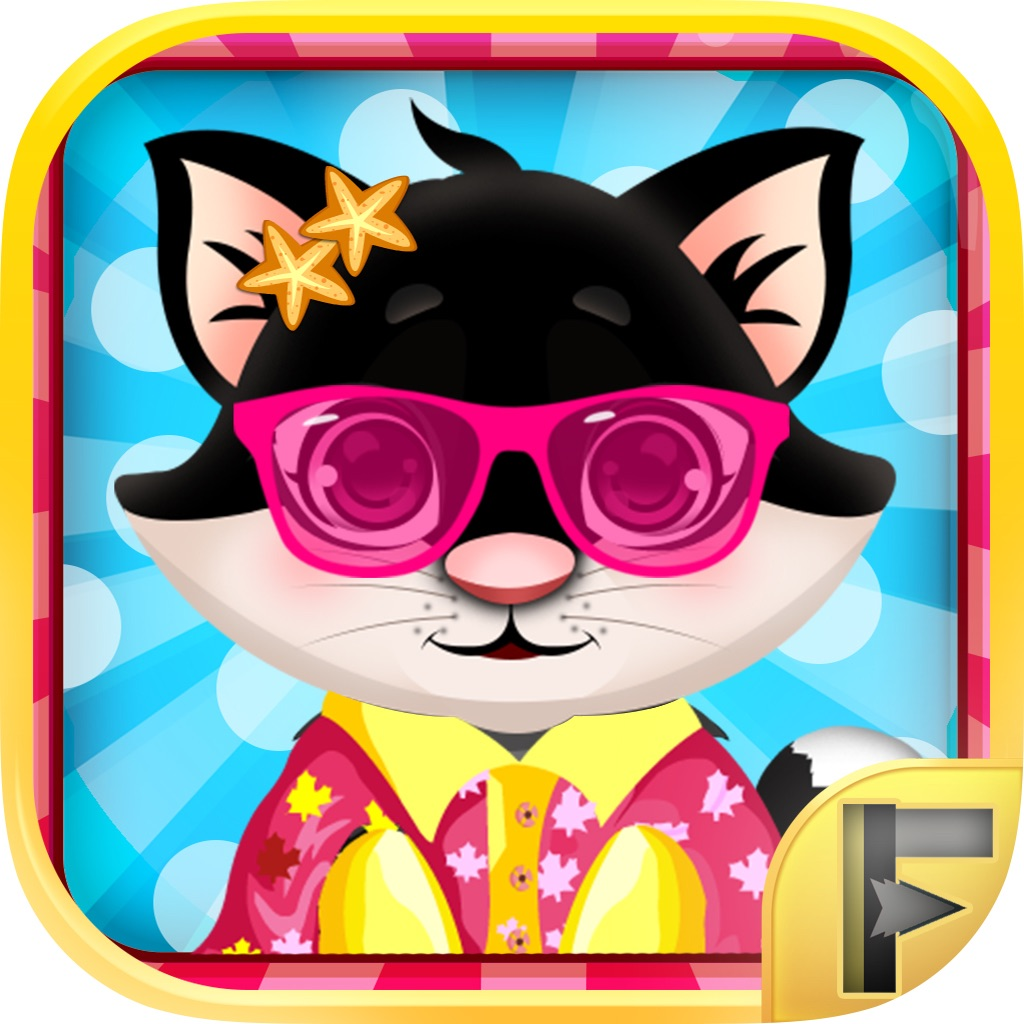 My Cute Pet Animal Fashion Salon & Spa – Free Makeover Games For Kids