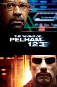 Tony Scott - The Taking of Pelham 123  artwork