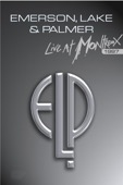 Emerson, Lake & Palmer - Emerson, Lake & Palmer: Live At Montreux 1997  artwork