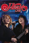 Ann Wilson & Nancy Wilson - Heart - Live  artwork