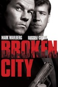 Allen Hughes - Broken City  artwork