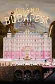 Wes Anderson - The Grand Budapest Hotel  artwork