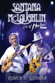 Carlos Santana, John McLaughlin, Cindy Blackman-Santana, Dennis Chambers, David K. Matthews, Tommy Anthony, Raul Rekow, Etienne Mbappe, Benny Rietveld, Tony Lindsay & Andy Vargas - Live At Montreux 2011 Invitation To Illumination  artwork