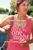 Jean-Pierre Dardenne & Luc Dardenne - Two Days, One Night  artwork
