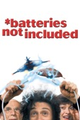 Matthew Robbins - *Batteries Not Included  artwork
