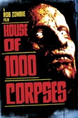 Rob Zombie - House of 1000 Corpses  artwork
