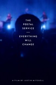 The Postal Service - Everything Will Change  artwork